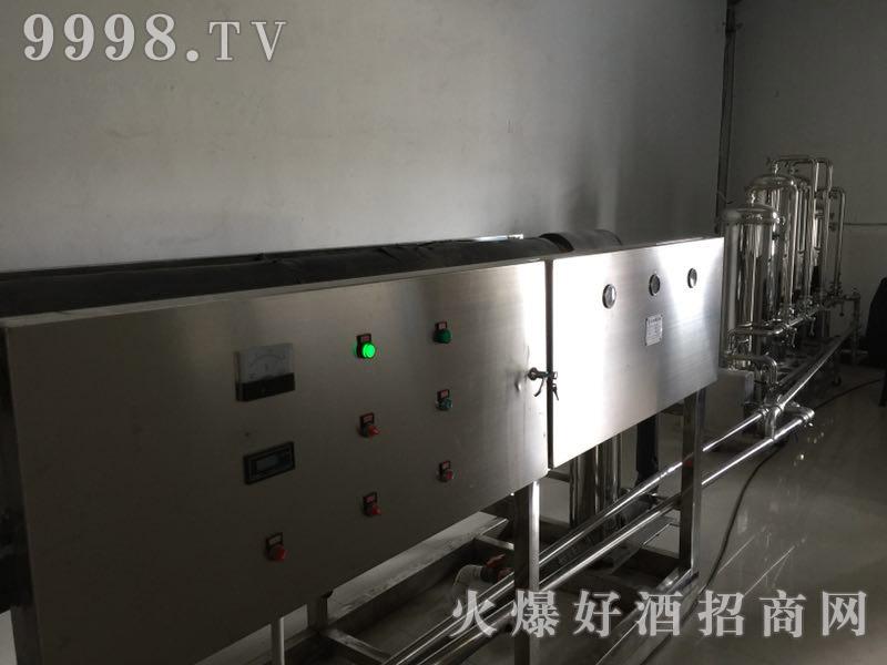 洋河国鼎酒・车间生产线