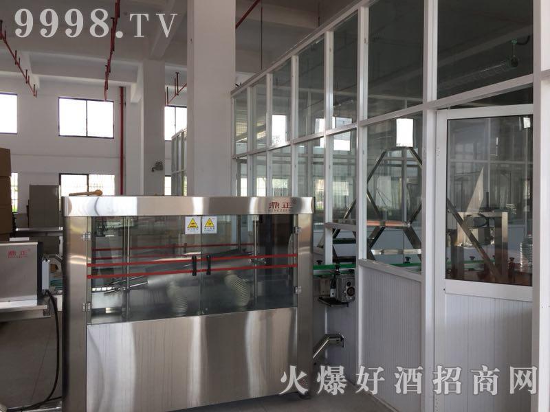 洋河国鼎酒・生产线