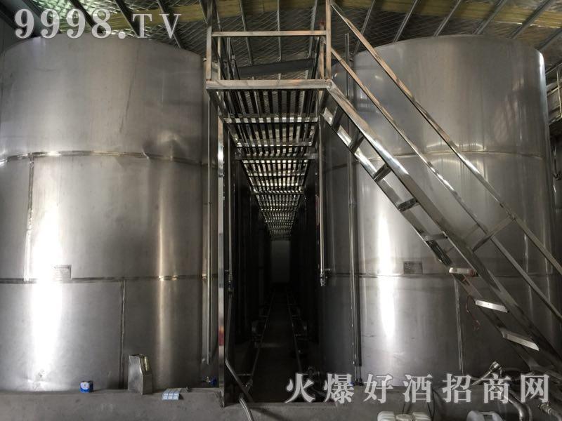 洋河国鼎酒・生产设备