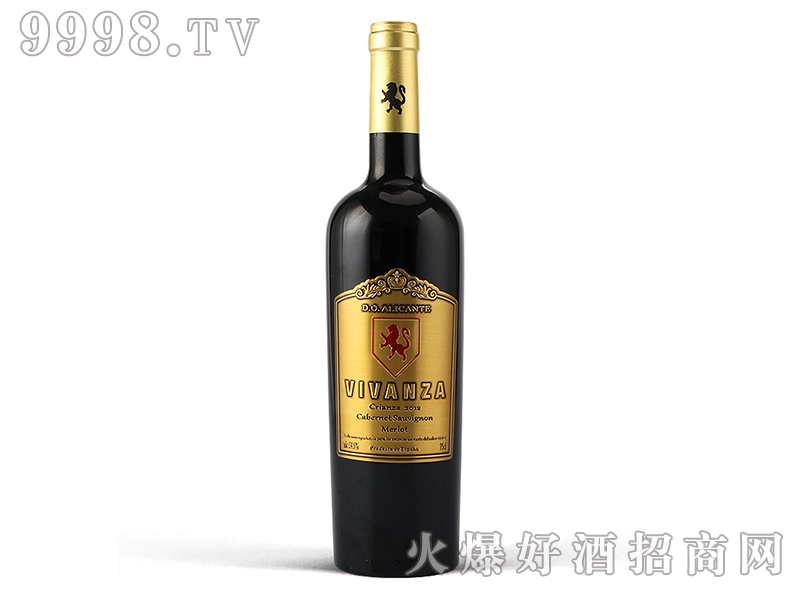 维西瓦橡木桶陈酿干红葡萄酒