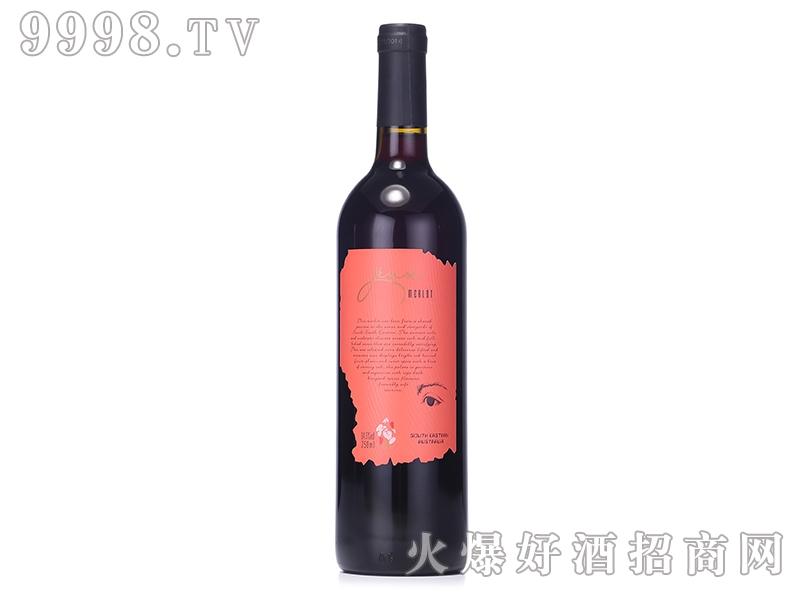 澳洲目光梅洛干红葡萄酒
