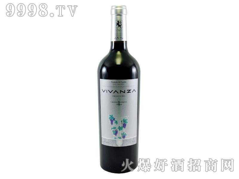 维西瓦银标橡木桶干红葡萄酒