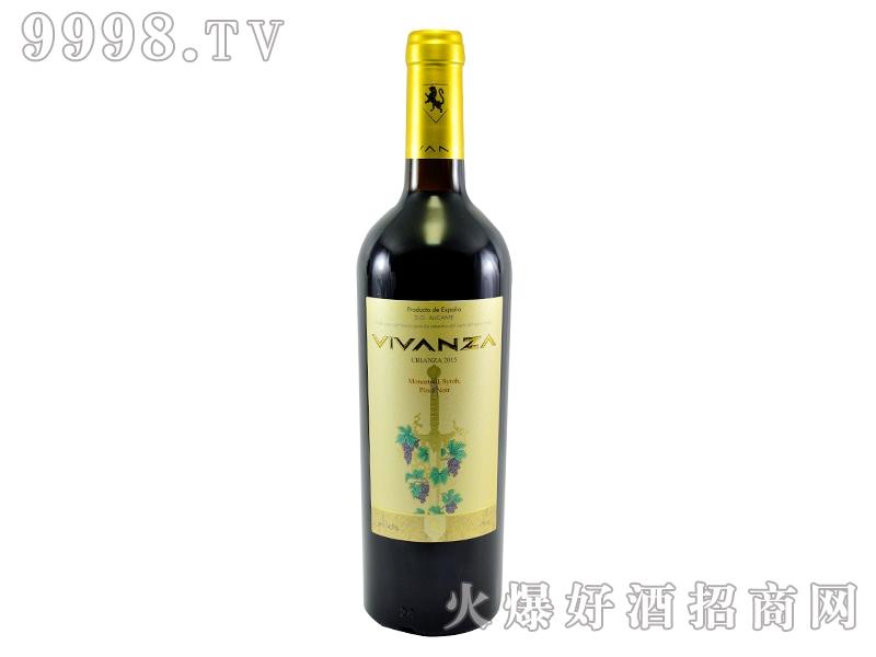 金标橡木桶干红葡萄酒