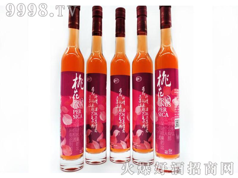果酒系列-桃花酒