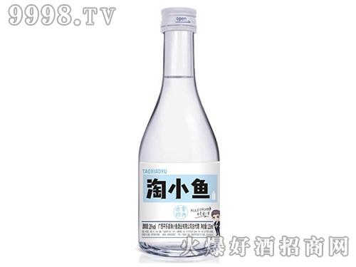 淘小鱼酒米香经典28度