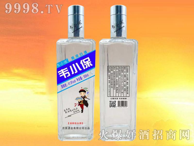 韦小保高粱白酒41.8°500ml