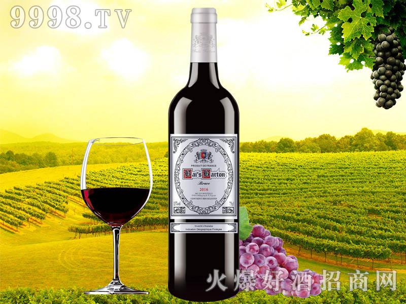 柏斯巴顿勇士干红葡萄酒