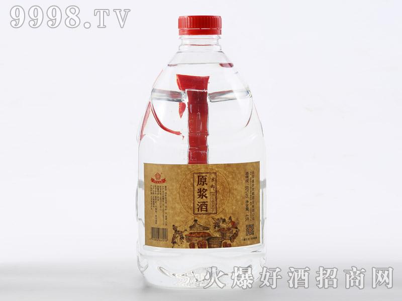 京都北京二锅头酒纯粮原浆60度4.5L-白酒类信息