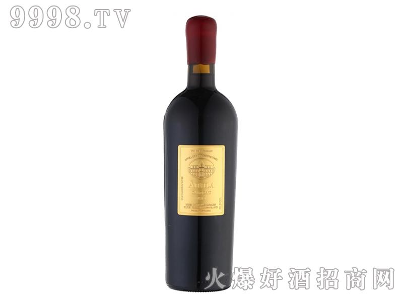 艾尼拉城堡干红葡萄酒2015(木箱装)