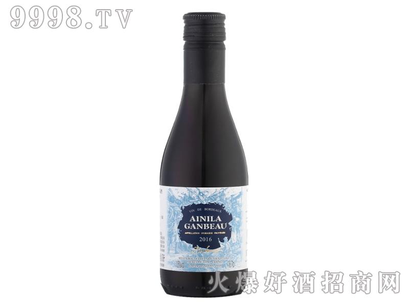 艾尼拉城堡干红葡萄酒187ml