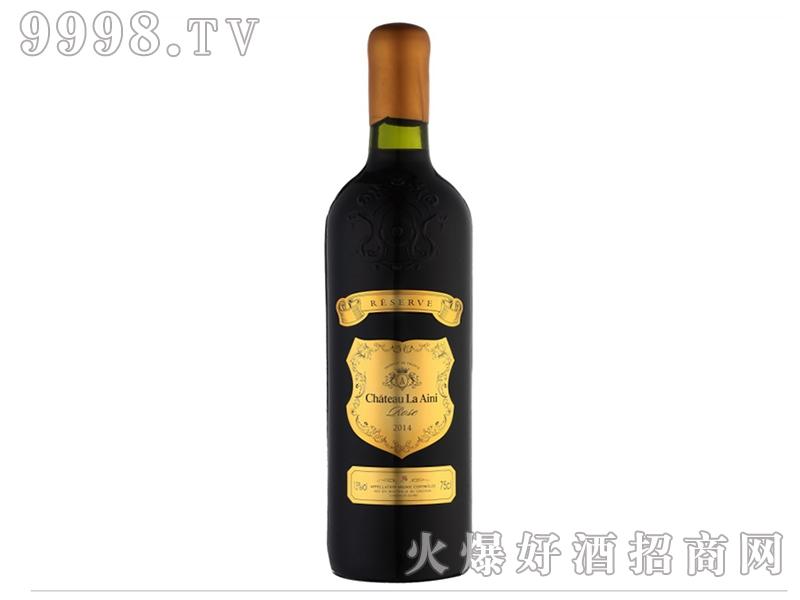艾尼拉城堡玫瑰干红葡萄酒