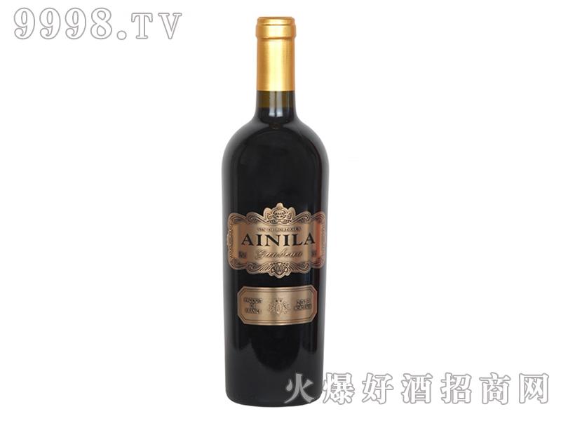 艾尼拉城堡干红葡萄酒2013
