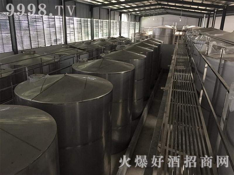 洋河国鼎酒・基酒库