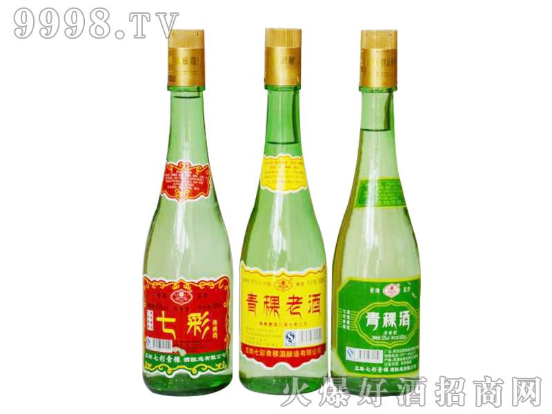七彩青稞老酒