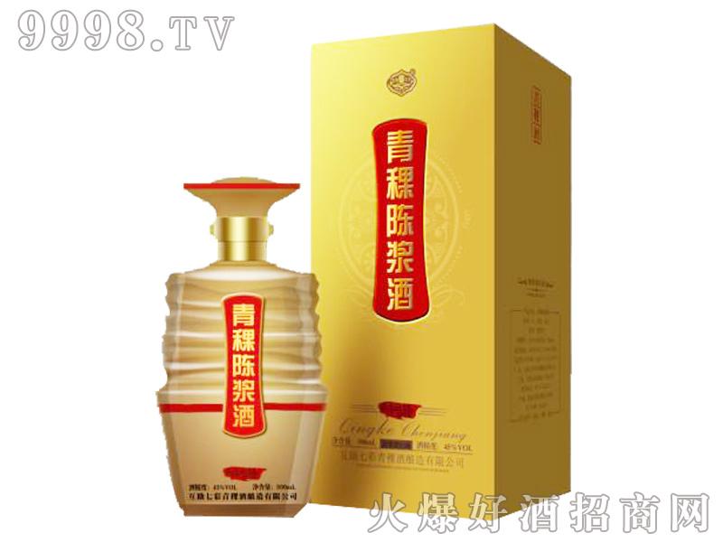 七彩青稞陈浆酒