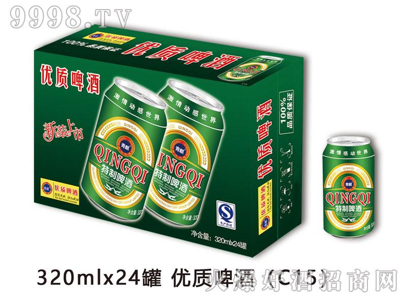 青麒优质啤酒
