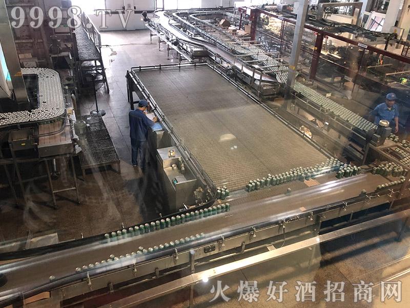 漓啤啤酒-生产线