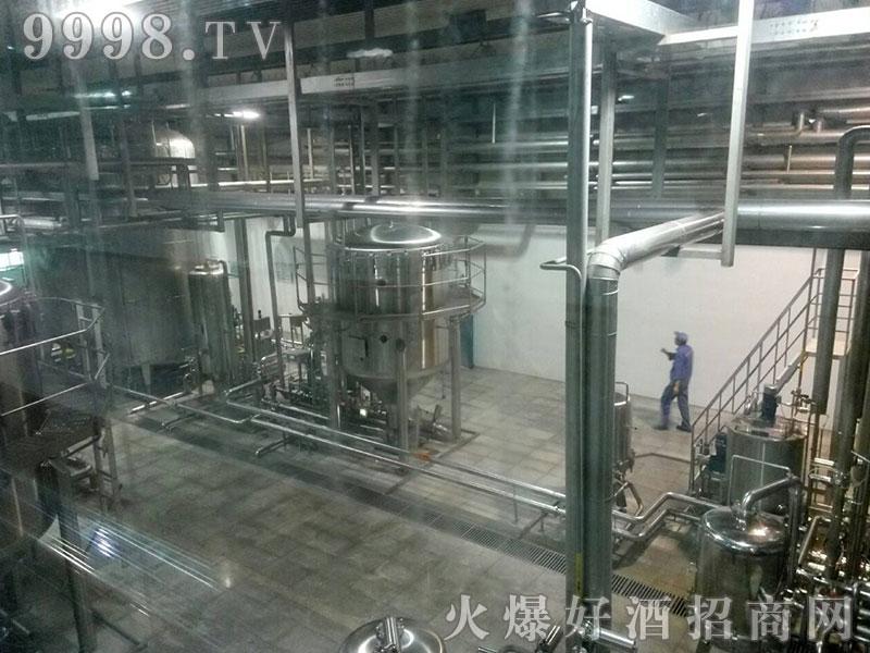 漓啤啤酒-生产设备