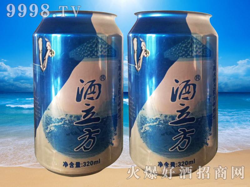 酒立方啤酒320ml