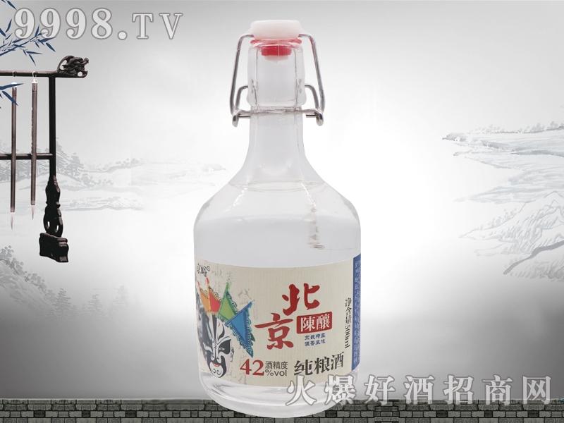京峪北京陈酿酒