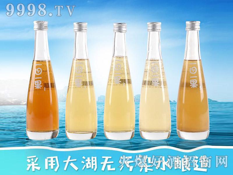 百事发一日一果水果酒330ml