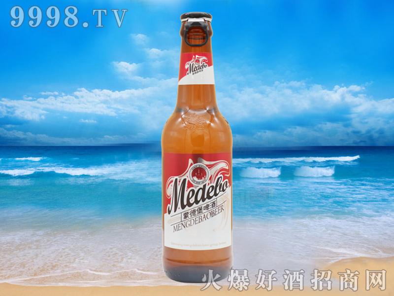 蒙德堡500ml瓶装啤酒(棕瓶)