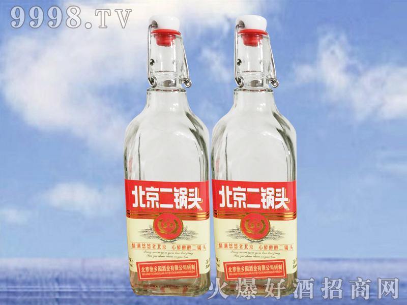 方瓶北京二锅头500ml