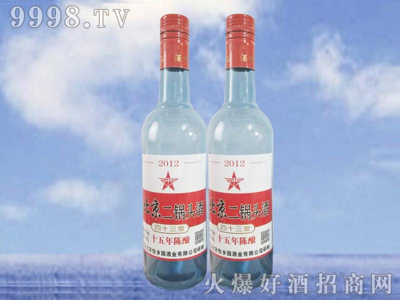 北京二锅头十五年陈年500ml-白酒招商信息