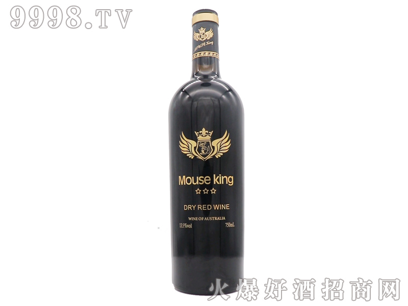 鼠王干红葡萄酒