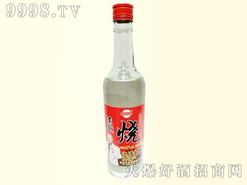 东北烧酒42度500ml