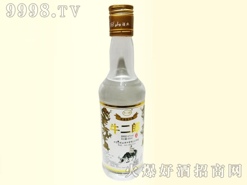 牛二郎白酒42度300ml