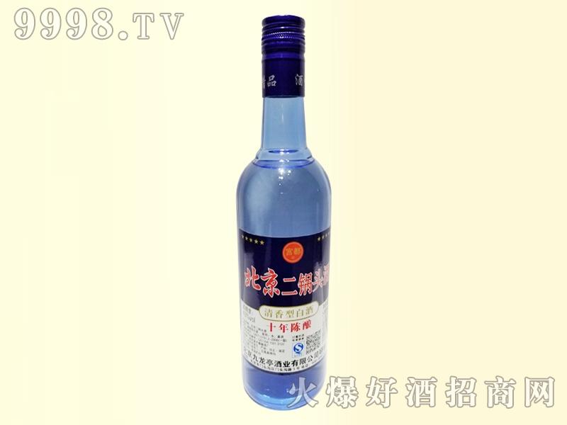 北京二锅头酒十年陈酿