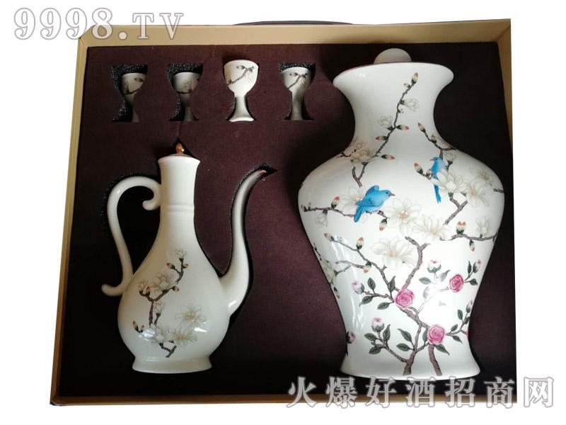 礼盒酒(百花绽放)