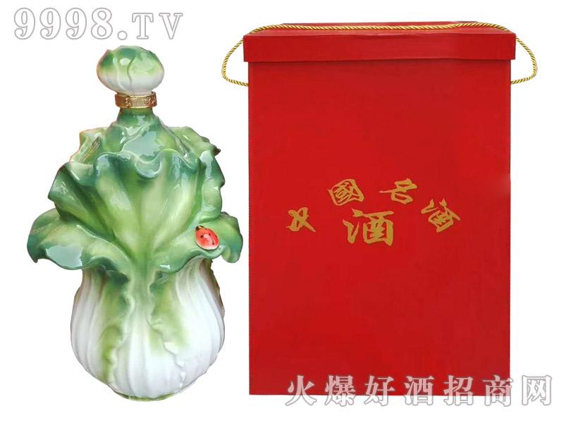 工艺坛酒(百财)