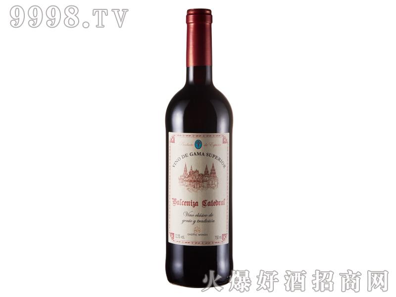 西班牙-巴雷谷教堂干红葡萄酒