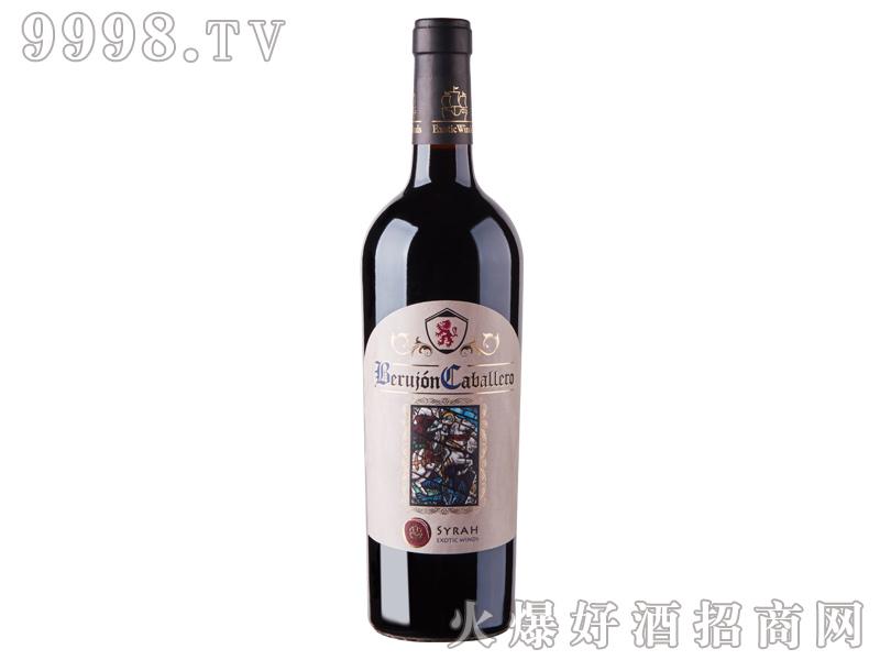 西班牙-佰罗江骑士干红葡萄酒
