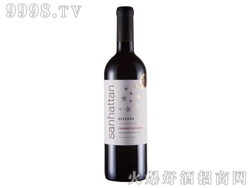智利-圣哈顿城市之星干红葡萄酒