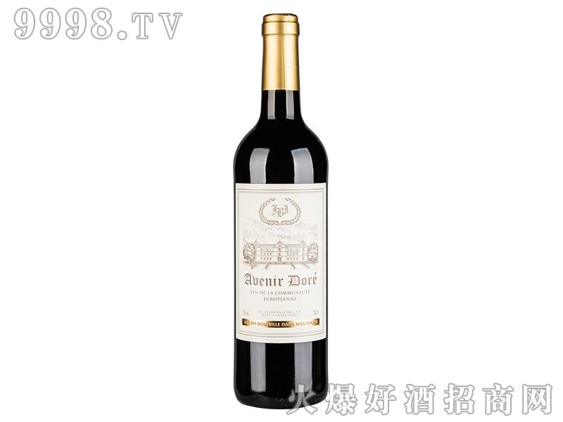 金色未来红葡萄酒