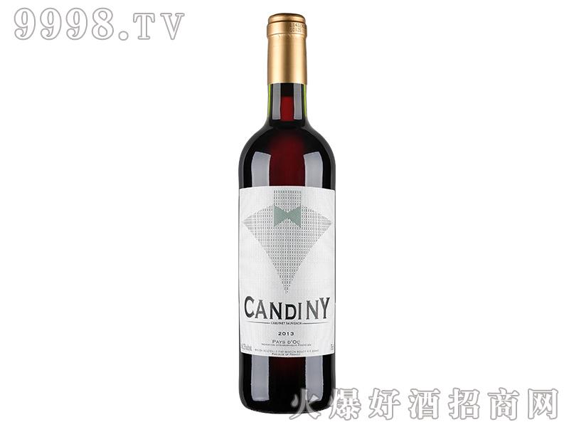 康蒂尼・赤霞珠干红葡萄酒