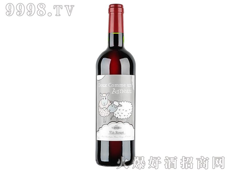 康蒂尼・小绵羊干红葡萄酒