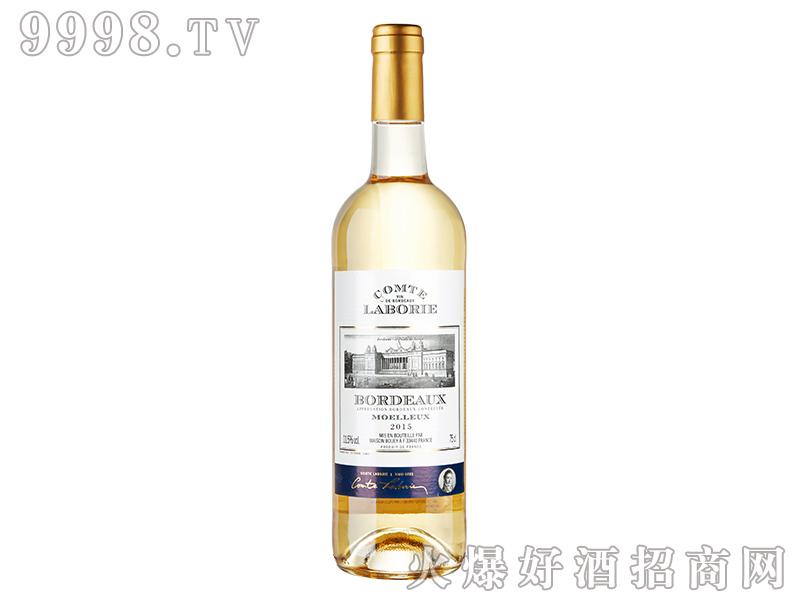 拉伯利伯爵波尔多白葡萄酒