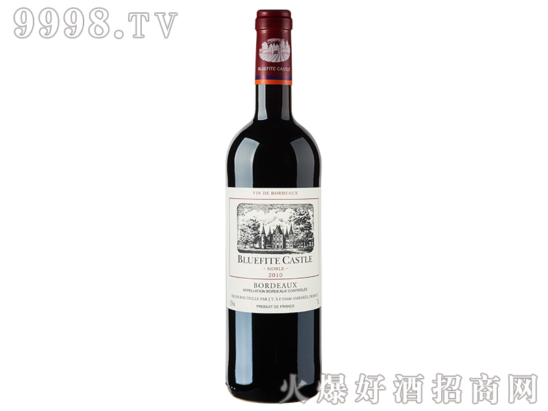 蓝菲・贵族干红葡萄酒