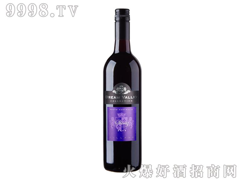 澳大利亚-梦之谷西拉干红葡萄酒