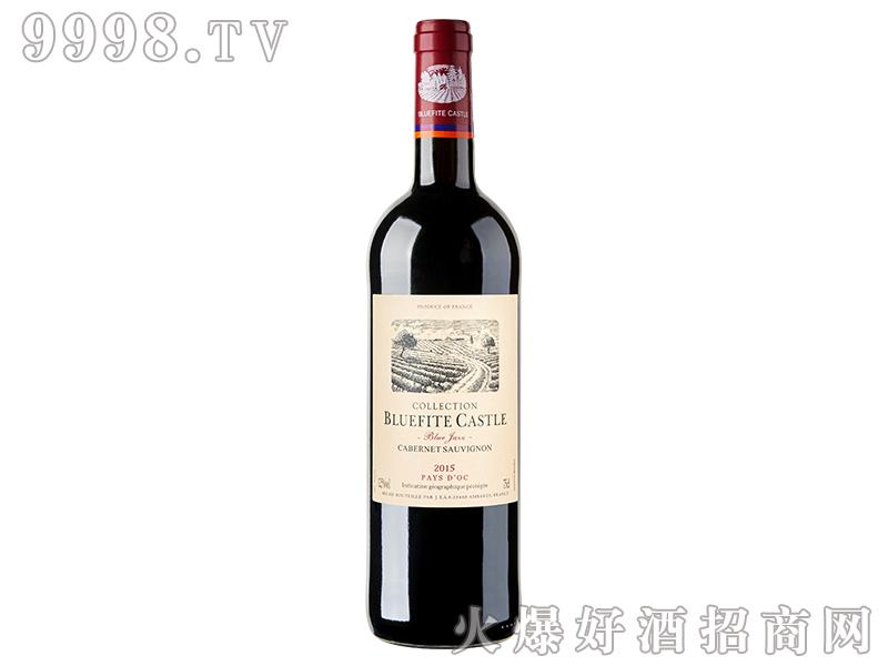 蓝菲・蓝爵干红葡萄酒