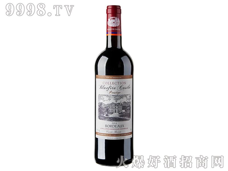蓝菲・荣耀干红葡萄酒