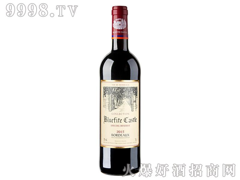 蓝菲・特藏干红葡萄酒