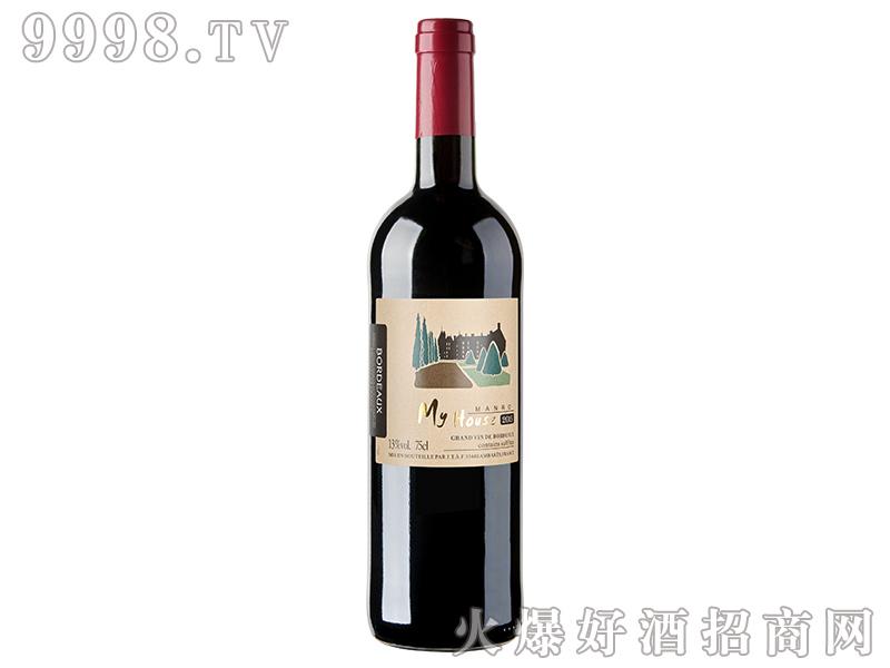 玛豪斯波尔多干红葡萄酒