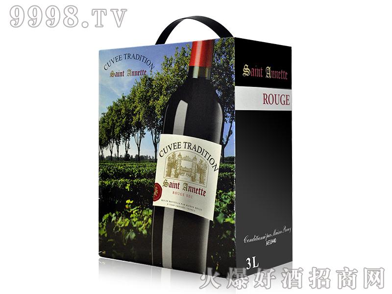 圣力特干红葡萄酒