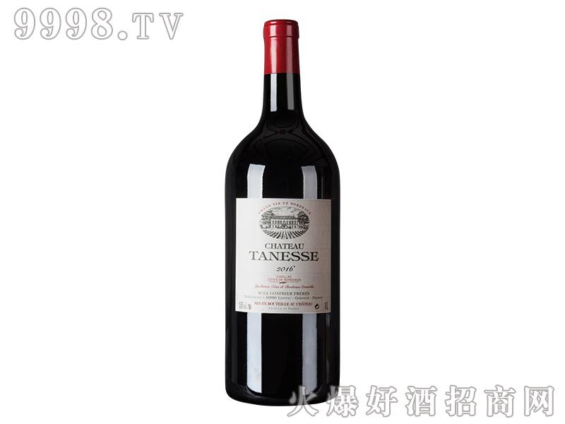 泰尼斯庄园波尔多红葡萄酒3L
