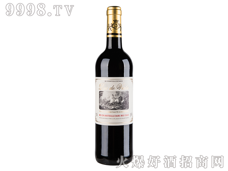 招商产品:威图公爵红葡萄酒%>&#13招商公司:蓝菲酒业有限公司